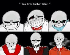 Dirty brother killer
