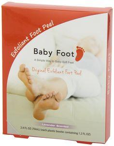 Amazon.com: Baby Foot Deep Exfoliation For Feet peel
