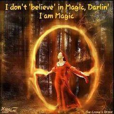 I am magic