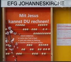 Jesus Christus, Neon Signs, Organization, Christian Posters, Christianity Quotes, Church Windows, The Gospel, Store Windows, Getting Organized