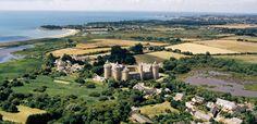 Chateau De Suscinio à 4 km du Camping la ferme de Lann Hoedic