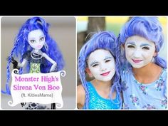 Be sure to SUBSCRIBE to Emma's KittiesMama channel {http://www.youtube.com/KittiesMama} and see the girls create Sirena Von Boo's makeup look! http://www.you...