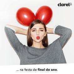 #SorrisosClarel para quem já não pára de pensar...
