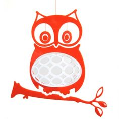 Wise Ol' Owl Mobile from Little Baby Company