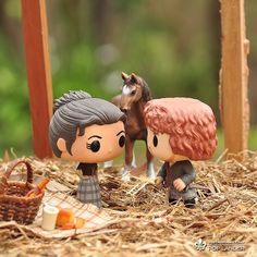 """Just try not to get flogged or stabbed today."" ""No promises, Sassenach."" 