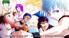 Kuroko no Basket OST - 27. Koushu - Ryosuke Nakanishi [ Extended ]