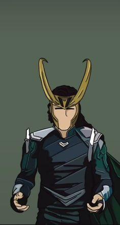Loki Phone Wallpaper