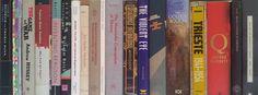 history, various, corridor shelf