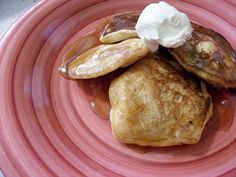 Easy Diabetic Breakfast - Apple Drop Scones