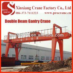 MG Double Girder Outdoor Gantry Crane $5000~$50000