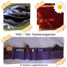 Hübsch aufgehübscht: TAO - Der Taschenorganizer