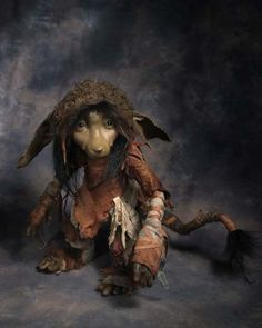 Troll by Wendy Froud: Brian Froud, Fantasy Dolls, Froud Brian Wendy ...