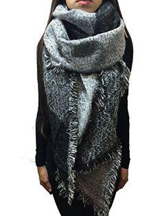 Damen Solide Schal Frauenstrand hochwertige langen Schal Stola Schals neu