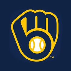 Brand New: New Logos and Uniforms for Milwaukee Brewers by Rare Mlb Team Logos, Mlb Teams, Sports Logos, Sports Teams, Brewer Logo, Mlb Uniforms, Christian Yelich, Old Logo, Buster Posey