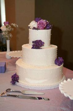 21 Trendy Ideas For Wedding Cakes Simple Buttercream Blue Wedding Cake Prices, Purple Wedding Cakes, Wedding Cake Photos, Cake Wedding, Wedding Cupcakes, Card Box Wedding, Our Wedding, Trendy Wedding, Wedding Dress