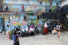 school made from shipping containers - Google Search