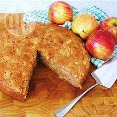 Foto da receita: Bolo de maçã I