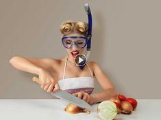 11 astuces pour ne pas pleurer en coupant des oignons