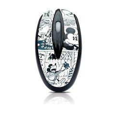 Disney MO150 Mouse Optico Mickey Comic