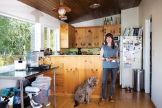 I Love My Kitchen Because: Molly Wizenberg - Saveur.com