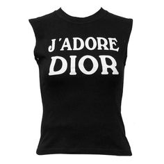 1990's Iconic Christian Dior 'J'ADORE DIOR' Muscle