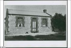SLSA: B 18521  TITLEHome at Prospect     DESCRIPTIONHome of pioneer people on Lower North Road, Prospect     DATE1925