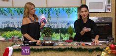 #healthyfood #healthyrecipe #cozinhanutritiva #comidadeverdade #saudavelsemneura Chef Izabela Braga no Você Bonita | TV Gazeta | Dezembro de 2015.