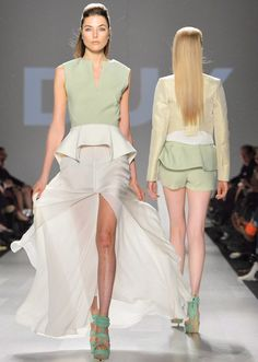 The Canadian Press named Lucite Lux® and transparency one of the five fashion trends to try in 2013.