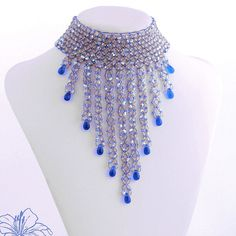 Inspiration - Bead Jewelry by Lillian Bann featured in recent Bead-Patterns.com Newsletter!