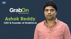 GrabOn Story with CEO & Founder Ashok Reddy: Interview with Yo! Success  #GrabOn #Interview