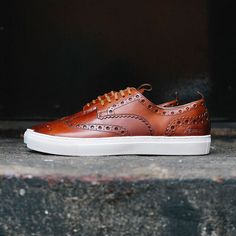 The Grenson Sneaker 3 is a beautiful alternative trainer. Fusing the iconic Archie Brogue and a Italian rubber sold, the Sneaker 3 is the go to luxury. The Grenson Sneaker 3 is a beautiful alternati Adidas Sl 72, Adidas Nmd, Adidas Samba, Mens Boots Fashion, Fashion Shoes, Adidas Superstar, Yeezy, Clothes For Big Men, Italian Sneakers