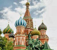 Μόσχα-Αγία Πετρούπολη, 8 ημέρες