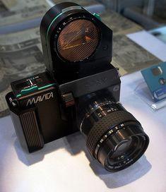 Sony Mavica - World's first digital camera 1981