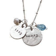 think i may get this neclace for mothers day...may hint to Donovan or just buy it myself!
