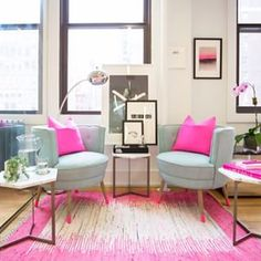 Add #pink. \\\ Image via: #InteriorDesigner: @matthewcanedesigns . #decor #decorate #decorating #design #designinspo #designideas #dekor #decoração #homedecor #homedesign #homeideas #inspo #instahome #instadecor #instadesign #interiordesign #interior4all