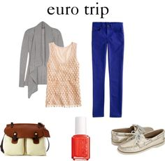 euro trip #outfit