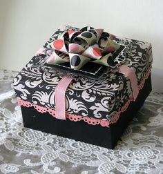 great idea for gift packaging