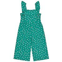 With a comfortable shirred back and sleeveless design, this seafoam green jumpsuit was made for sunny days. Designed in a breezy wide leg cut it's cool as we. Girls Playsuit, Asda, Dress Outfits, Dresses, Sunny Days, Pajama Pants, Jumpsuit, Autumn, Legs