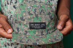 #thequietlife by  stevenharrington 5 Panel #Cap