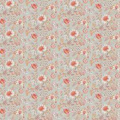 Warwick Fabrics : BRIAR, Colour MENTHOL