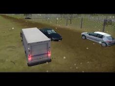 TRUCK SIMULATOR GAME LEVEL 1-5 WALKTHROUGH
