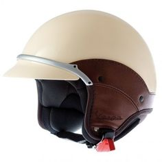 Vespa Soft Touch Vintage Helmet