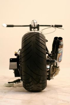 Back tyre