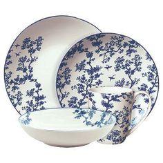 dinnerware sets | One Kings Lane  sc 1 st  Pinterest & cool dinnerware - Google Search | Tablescapes | Pinterest ...