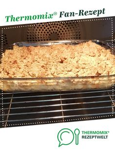 Apple crumble from discus. A Thermomix ® recipe from the Baking Sweet category www.de, the Thermomix® Community. Apple crumble from discus. A Thermomix ® recipe from the Baking Sweet category www.de, the Thermomix® Community. Baby Food Recipes, Fall Recipes, Baking Recipes, Dessert Recipes, Desserts Thermomix, Baking Classes, Pumpkin Spice Cupcakes, Cookies Et Biscuits, Food Cakes
