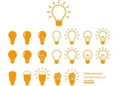 電球 デザイン イラスト - Google 検索