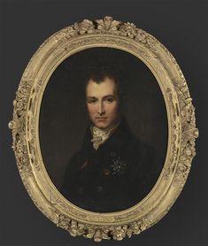 Antonin Claude Doinique Just de Noailles, pintado por Gérard François Pascan Simon en 1816