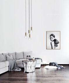 Un salón, mismos muebles y distintas soluciones | Decorar tu casa es facilisimo.com