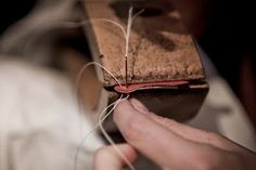 Hermès: how leather goods are made