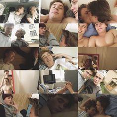Gutten som ikke klarte å holde pusten under vann Skam Isak, Isak & Even, Lgbt Love, Cute Gay Couples, Aesthetic Photo, Skam Aesthetic, Best Couple, Best Shows Ever, Cute Boys